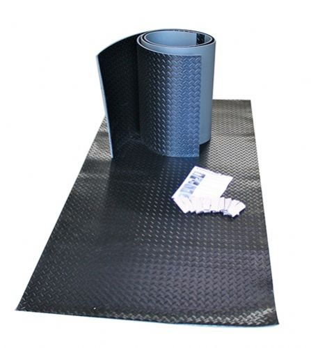 Rear 3 Piece Acoustic load mat system 109/110